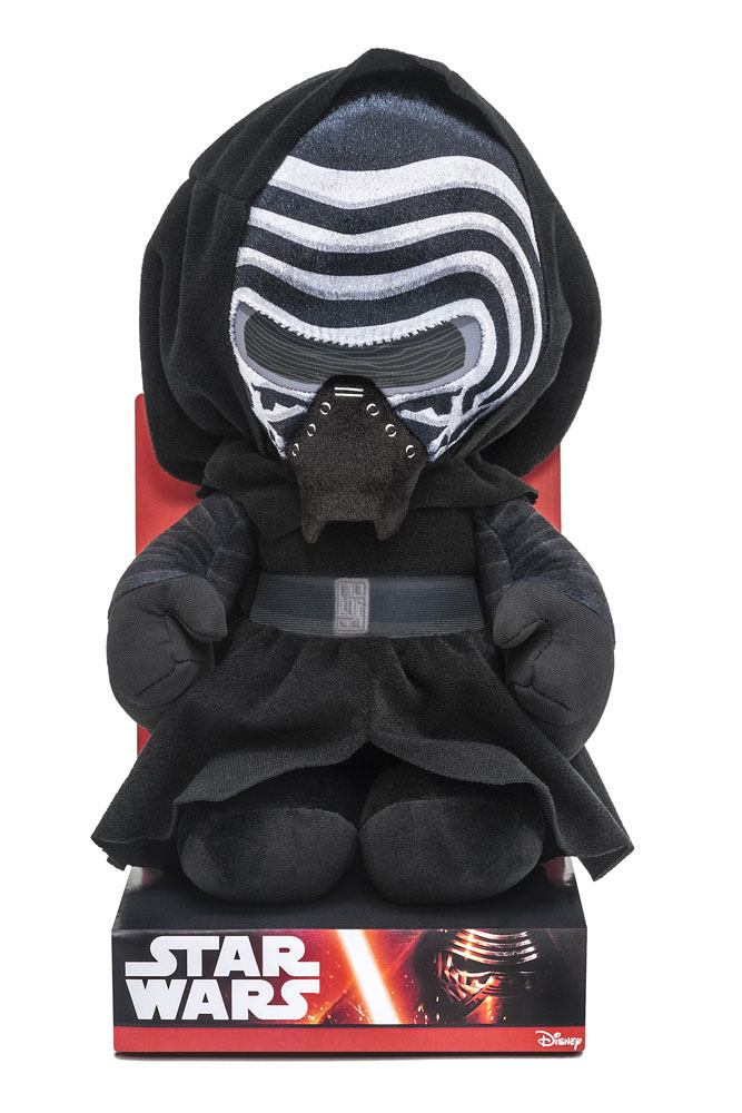 Star Wars Episode VII Plush Figure Kylo Ren 25 cm