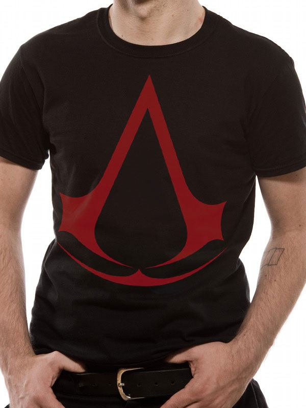 Assasin's Creed T-Shirt Logo Red Size S