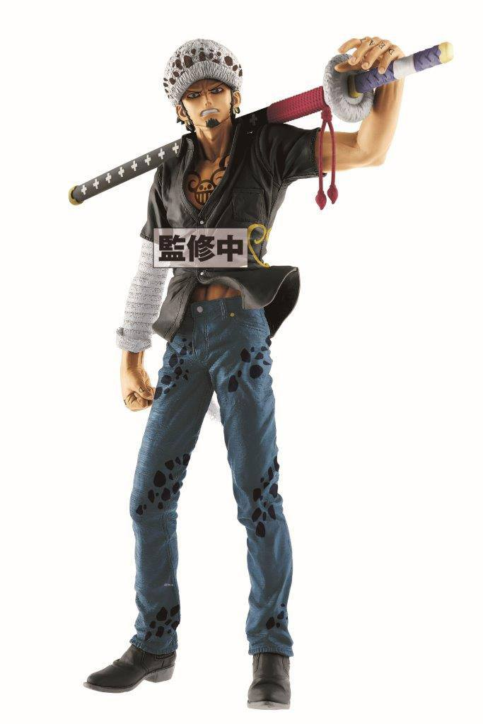 One Piece Big Size Figure Trafalgar Law 30 cm