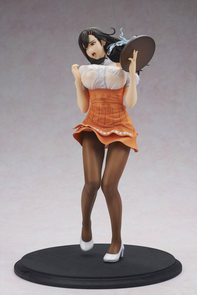 Oda Non Heroine Collections PVC Statue 1/6 Wakazuma Waitress Hitomi 30 cm