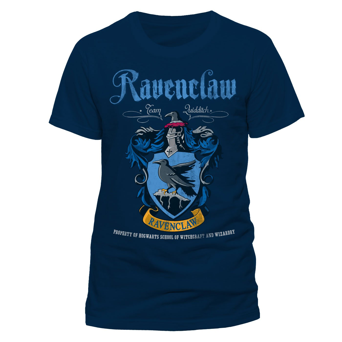 Harry Potter T-Shirt Ravenclaw Quidditch Size XL