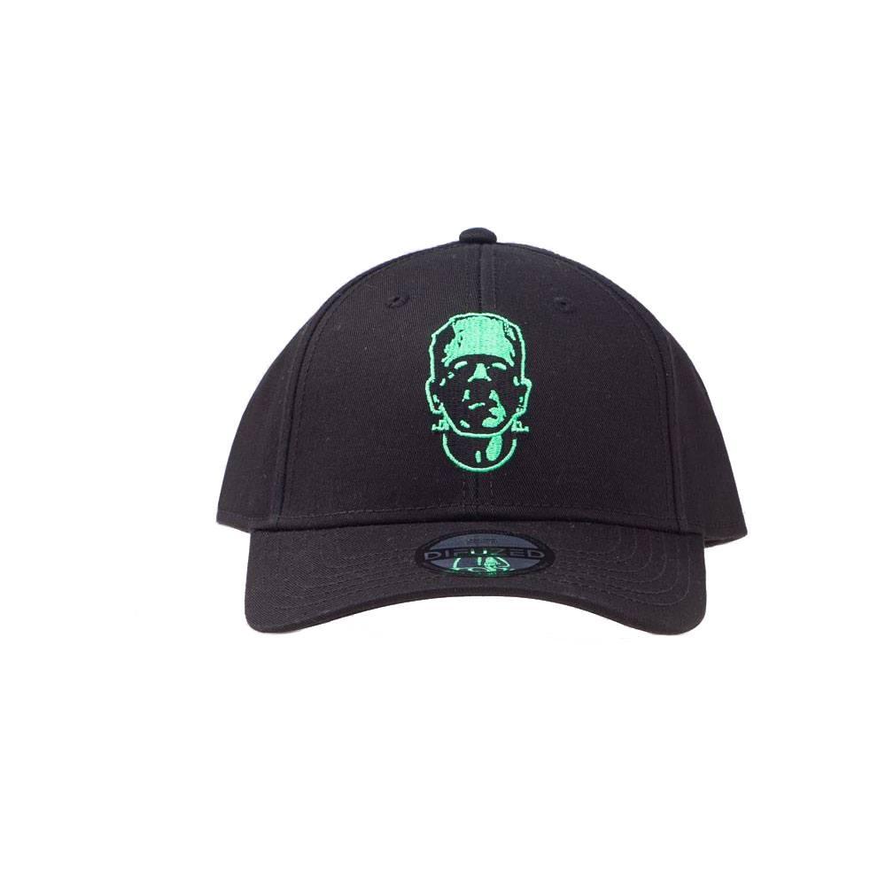 Frankenstein Curved Bill Cap Monster