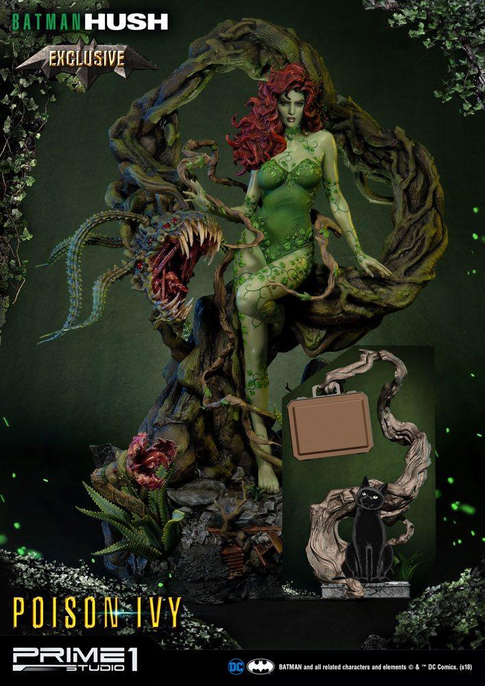 Batman Hush Statues Poison Ivy & Poison Ivy Exclusive 78 cm Assortment (3)