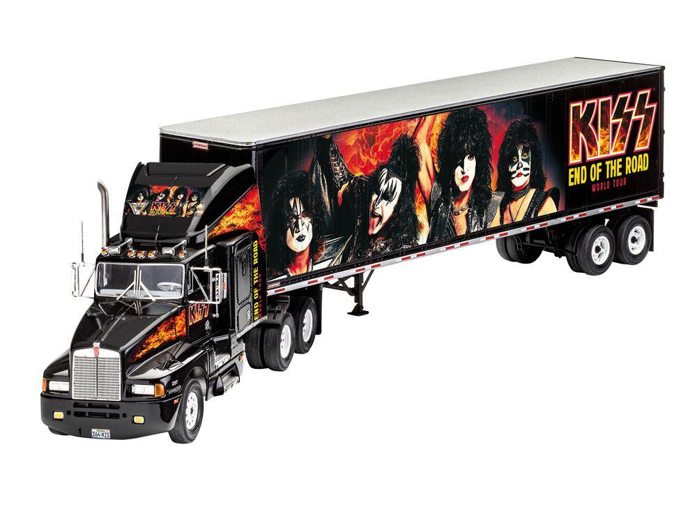 Kiss Model Kit 1/32 Tour Truck 55 cm