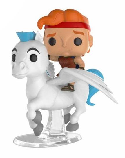 Hercules POP! Rides Vinyl Figure Hercules and Pegasus 15 cm