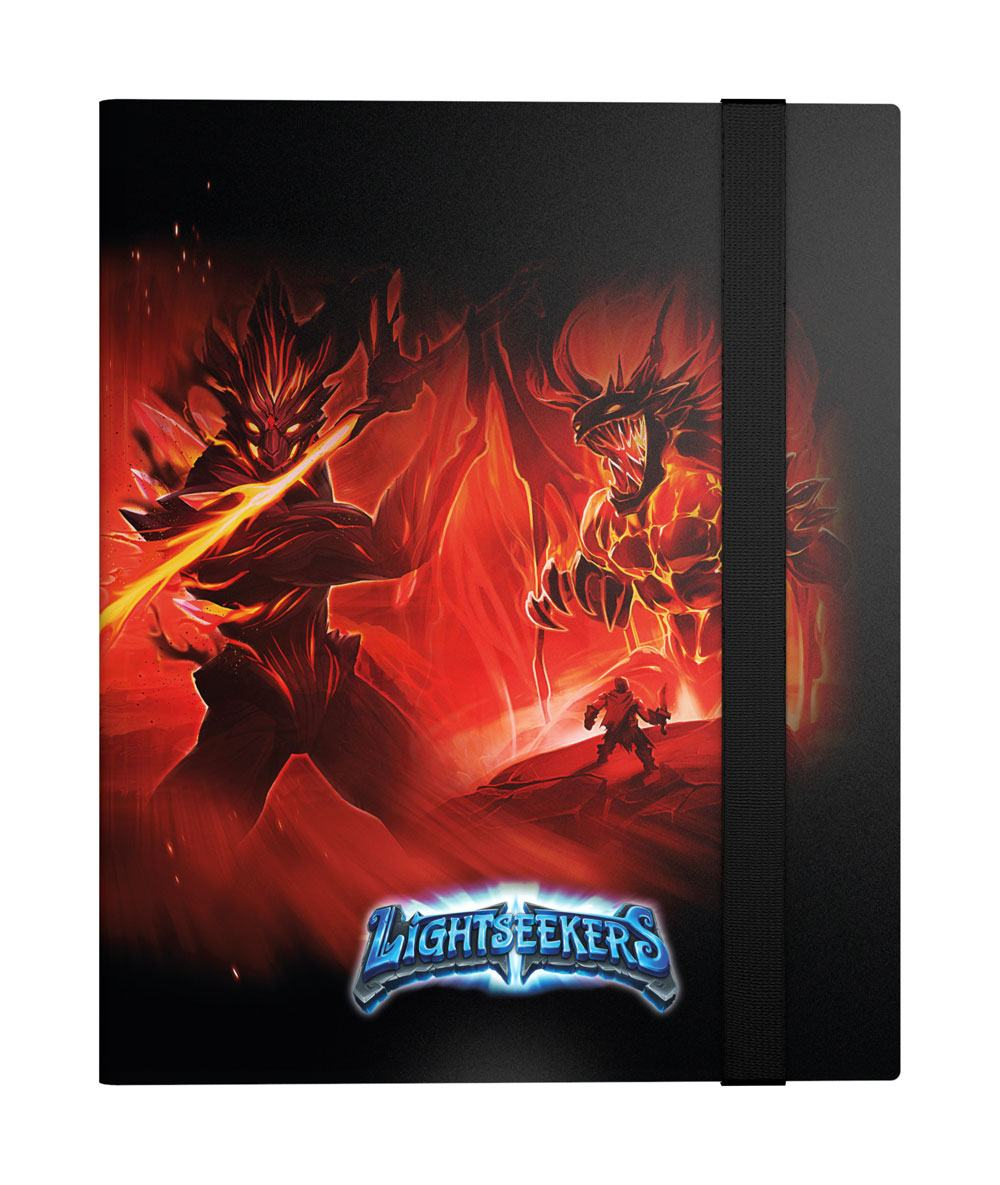 Lightseekers 18-Pocket FlexXfolio Mountain
