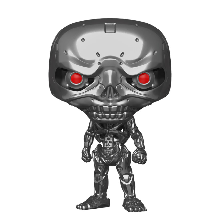 Terminator: Dark Fate POP! Movies Vinyl Figure REV-9 9 cm