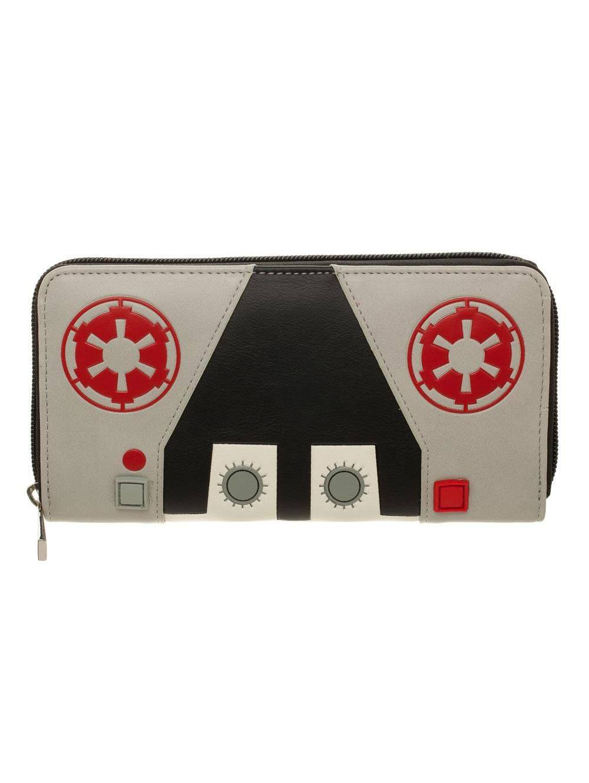 Star Wars Wallet AT-AT Driver Hoth Inspired