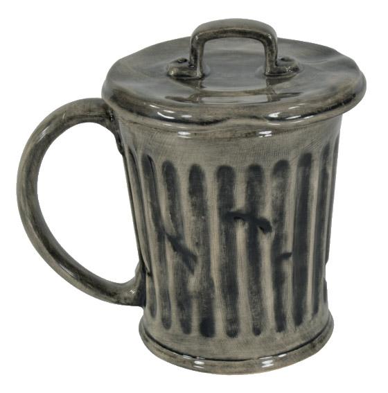 Rubbish Bin Mug 250 ml