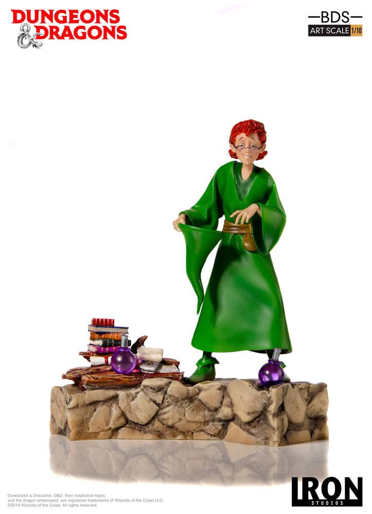 Dungeons & Dragons BDS Art Scale Statue 1/10 Presto The Magician 18 cm