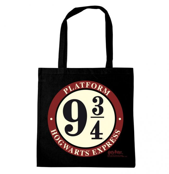 Harry Potter Tote Bag Platform 9 3/4