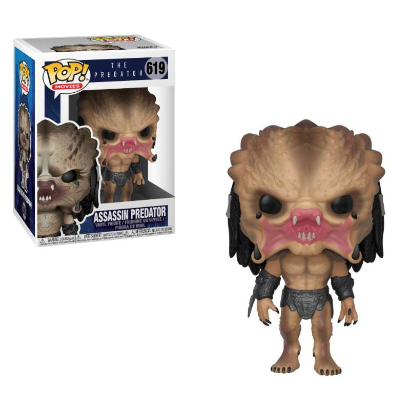 The Predator POP! Movies Vinyl Figure Assassin Predator 9 cm
