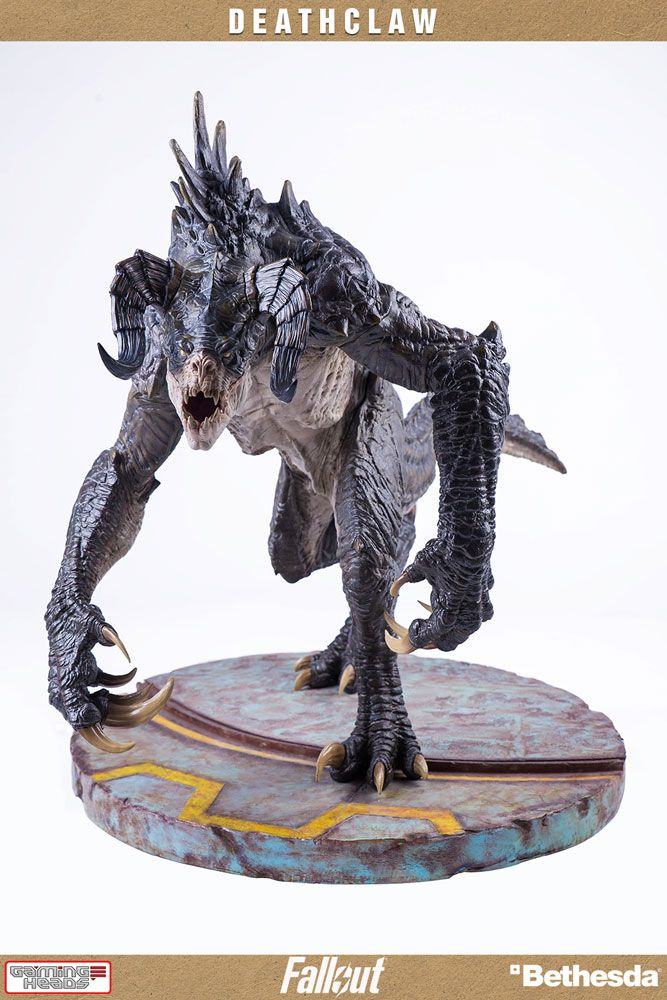 Fallout Statue 1/4 Deathclaw 71 cm