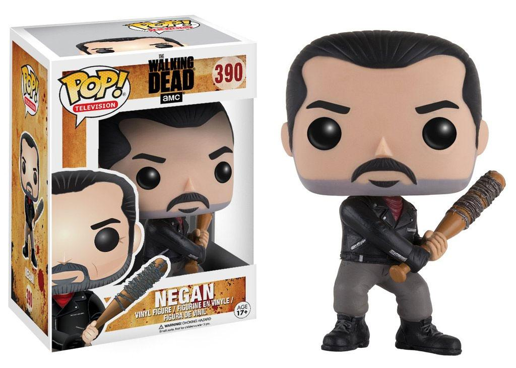 Walking Dead POP! Television Vinyl Figure Negan 9 cm