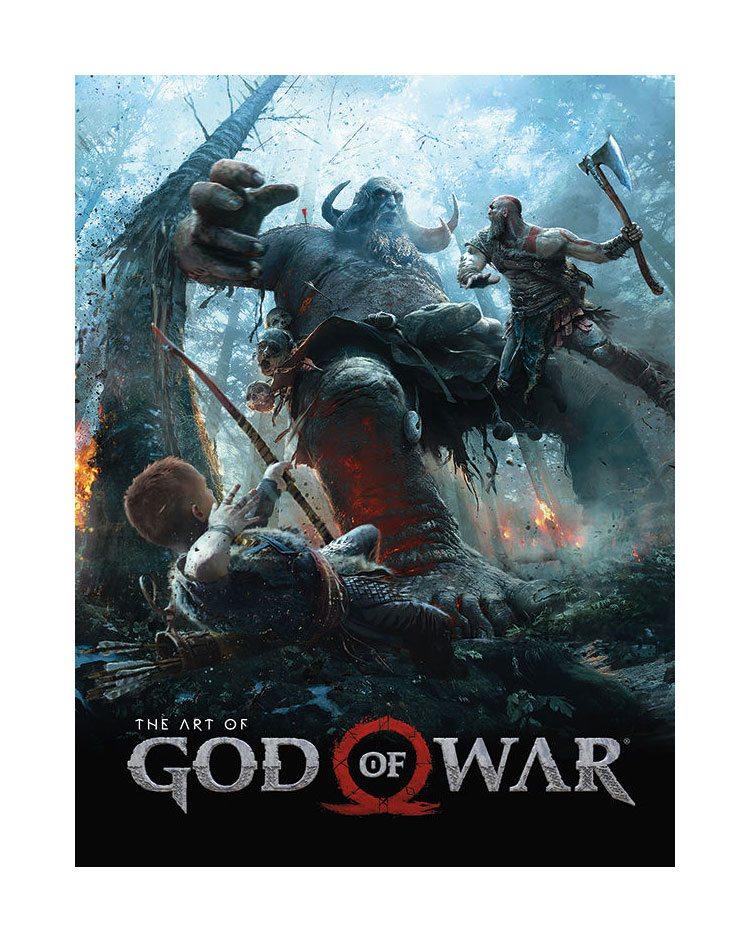 God of War Art Book The Art of God of War *English Version*