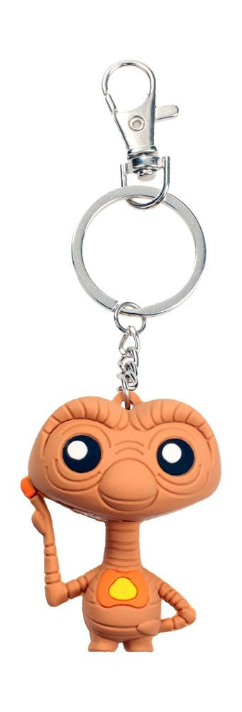 E.T. the Extra-Terrestrial Pokis Rubber keychain E.T. 6 cm