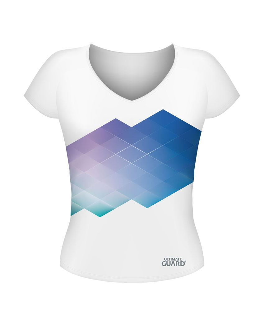Ultimate Guard Ladies T-Shirt Gradient Size L