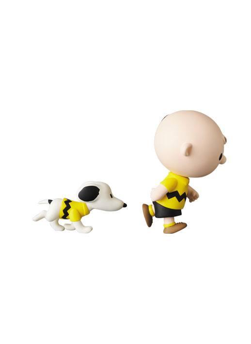 Peanuts UDF Series 11 Mini Figures Charlie Brown & Snoopy 4-9 cm