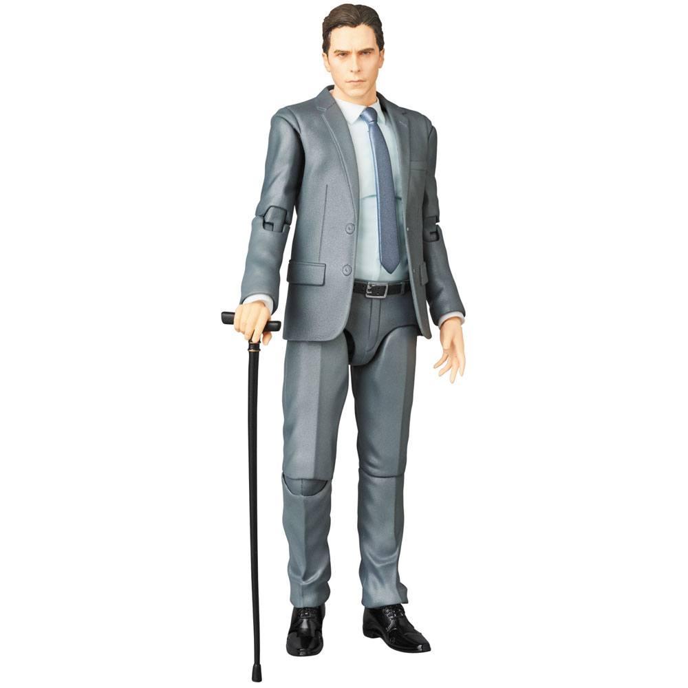 The Dark Knight MAF EX Action Figure Bruce Wayne 16 cm
