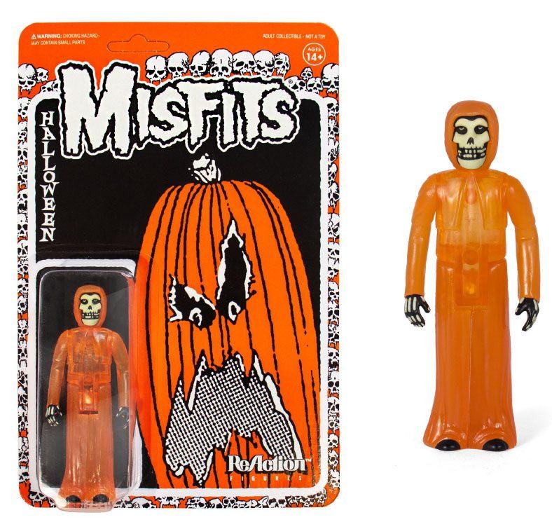 Misfits ReAction Action Figure The Fiend (Halloween) 10 cm