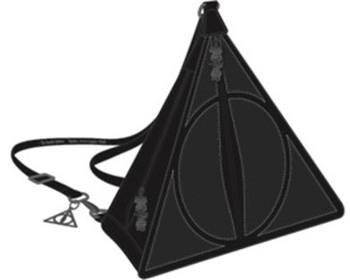 Harry Potter Backpack Deathly Hallows