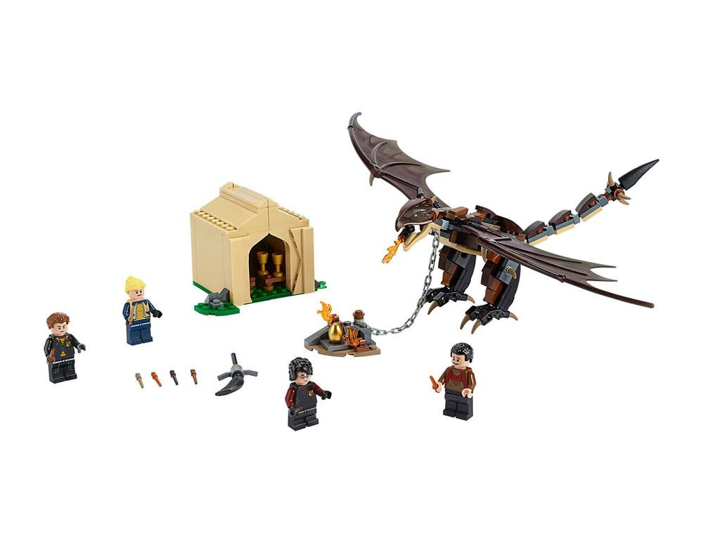 LEGO® Harry Potter™ - Hungarian Horntail Triwizard Challenge