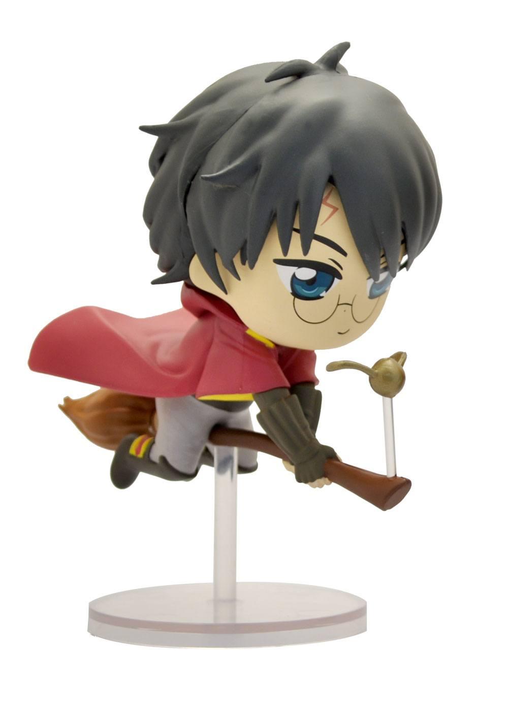 Harry Potter Figure Harry Potter Quidditch 13 cm