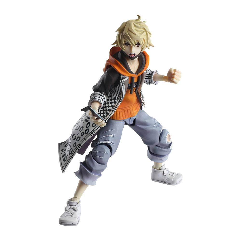 Neo The World Ends with You Bring Arts Action Figure Rindo 14 cm