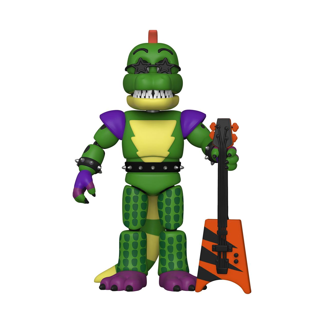 Five Nights at Freddy's Security Breach Action Figure Montgomery Gator 13 cm