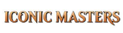 Magic the Gathering Iconic Masters Booster Display (24) english