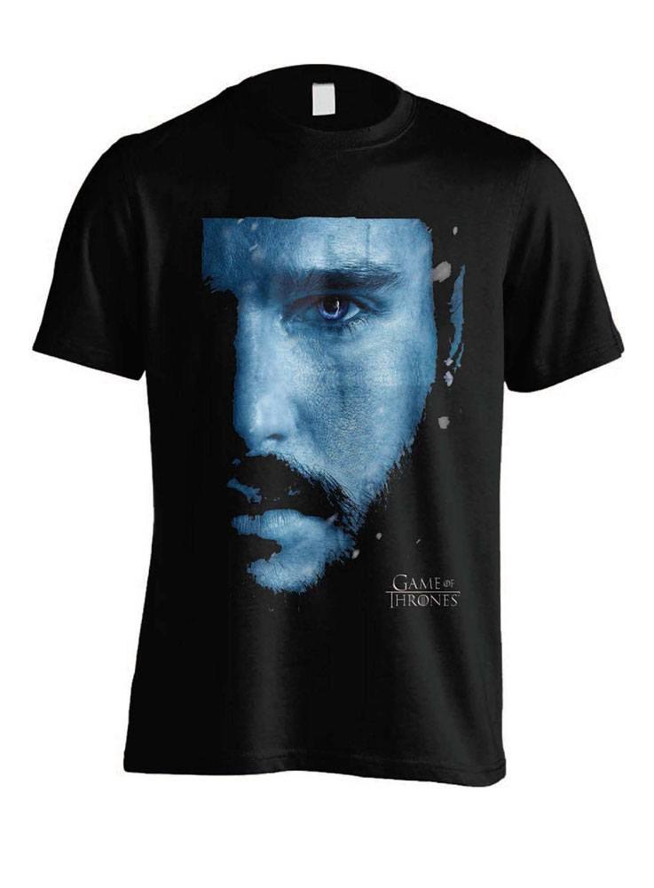 Game of Thrones T-Shirt Rising Snow  Size L