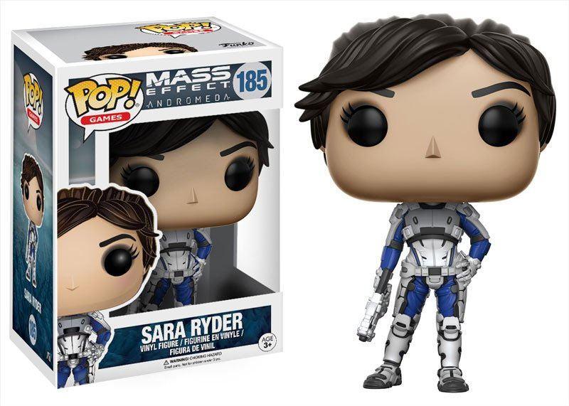 Mass Effect Andromeda POP! Games Vinyl Figure Sara Ryder 9 cm