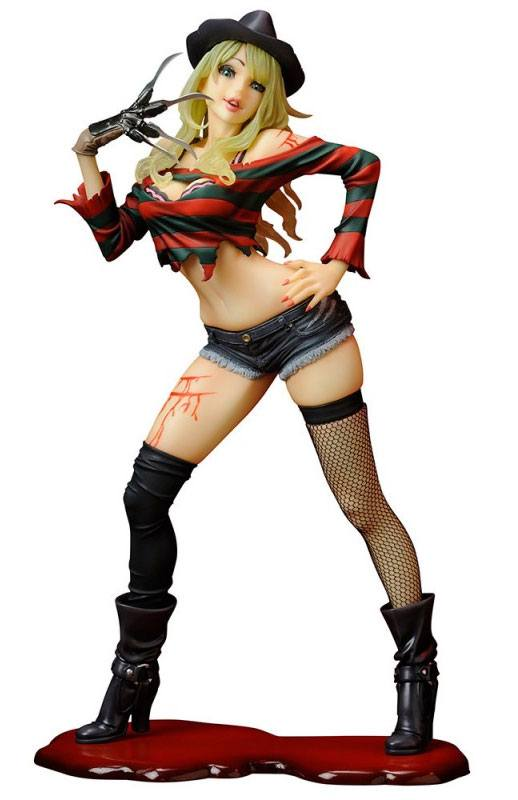 Freddy vs. Jason Bishoujo PVC Statue 1/7 Freddy Krueger 2nd Edition 18 cm