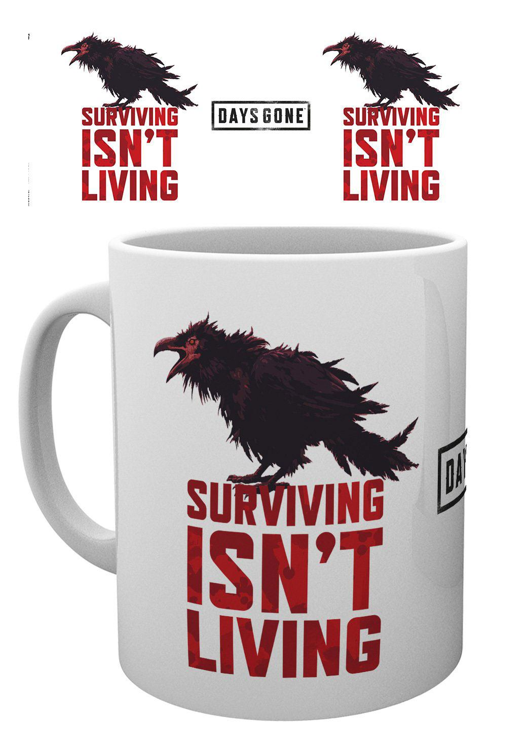 Days Gone Mug Surviving