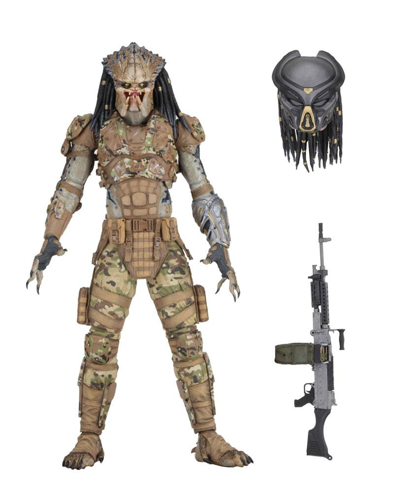 Predator 2018 Action Figure Ultimate Emissary 2 20 cm