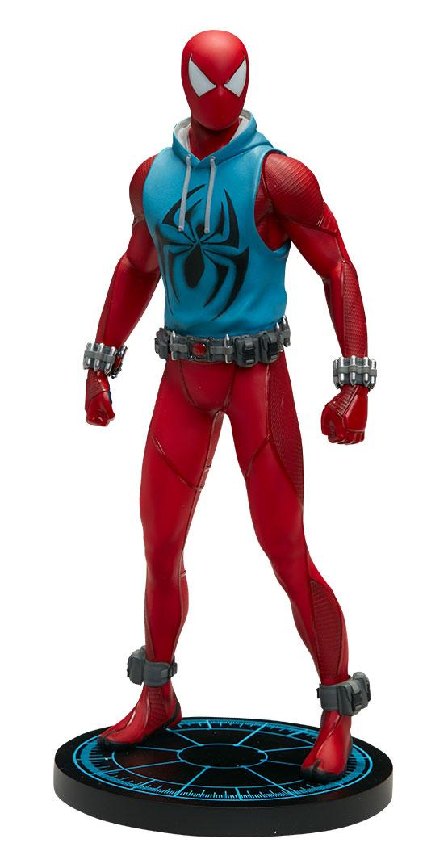 Marvel's Spider-Man Statue 1/10 Scarlet Spider 19 cm