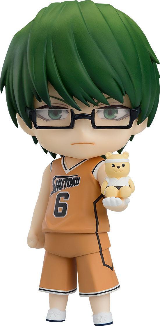 Kuroko's Basketball Nendoroid Action Figure Shintaro Midorima 10 cm