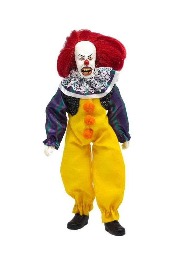 Stephen King's It 1990 Action Figure Pennywise The Dancing Clown 20 cm
