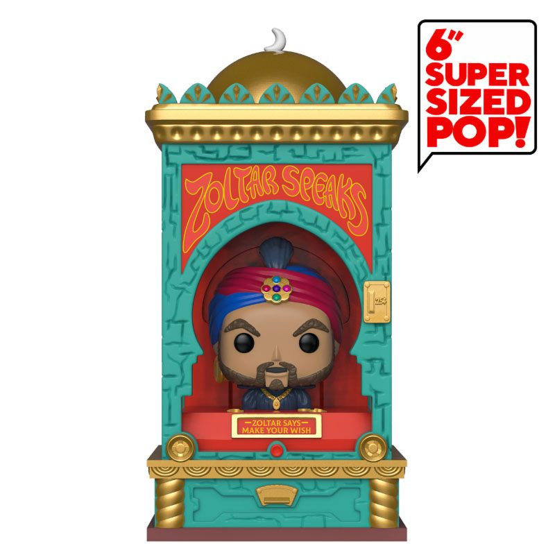 Big Super Sized POP! Movies Vinyl Figure Zoltar 15 cm