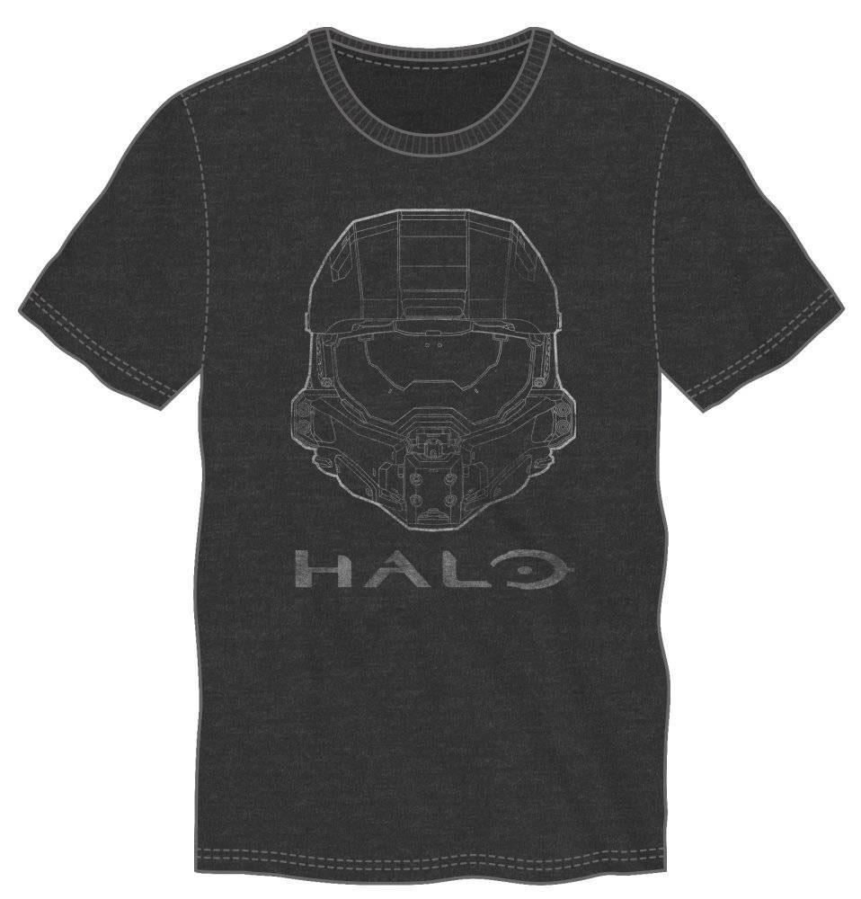 Halo 5 T-Shirt Head Size M
