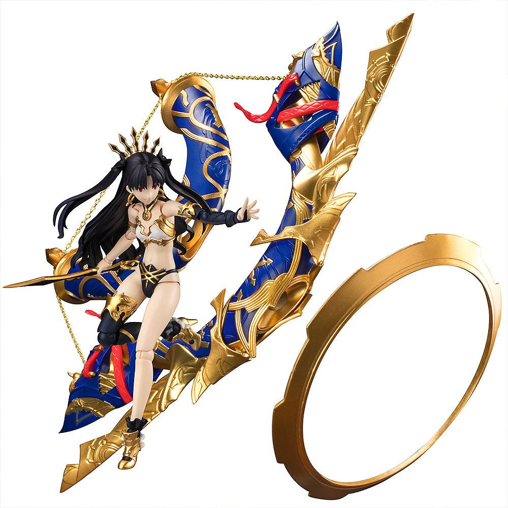 Fate/Grand Order 4 Inch Nel Action Figure Archer/Ishtar 12 cm