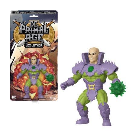 DC Primal Age Action Figure Lex Luthor 13 cm