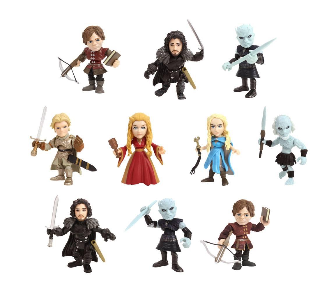 Game of Thrones Action Vinyls Mini Figures 8 cm Wave 1 Display (12)