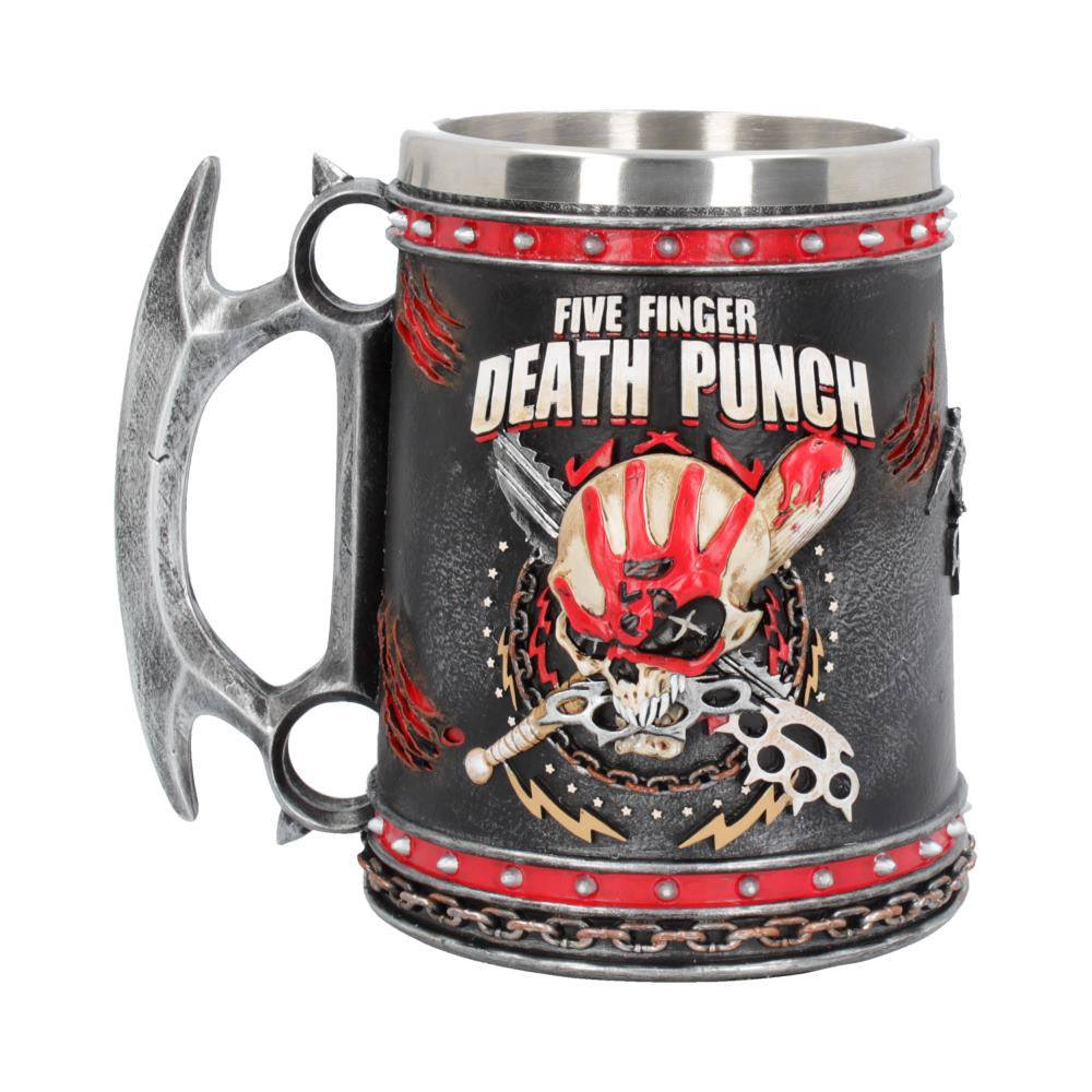 Five Finger Death Punch Tankard Mascot