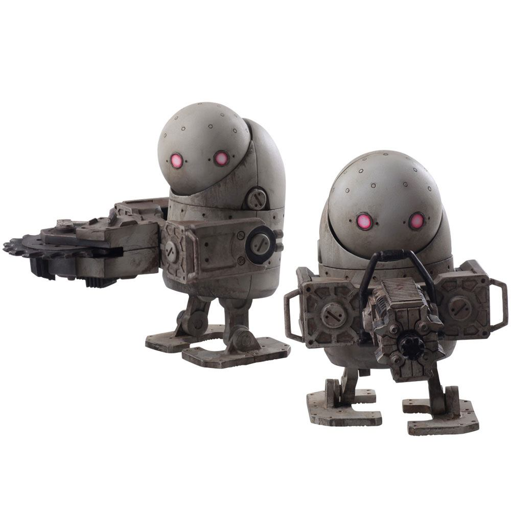 NieR Automata Bring Arts Action Figures Machine Lifeforms 9 cm