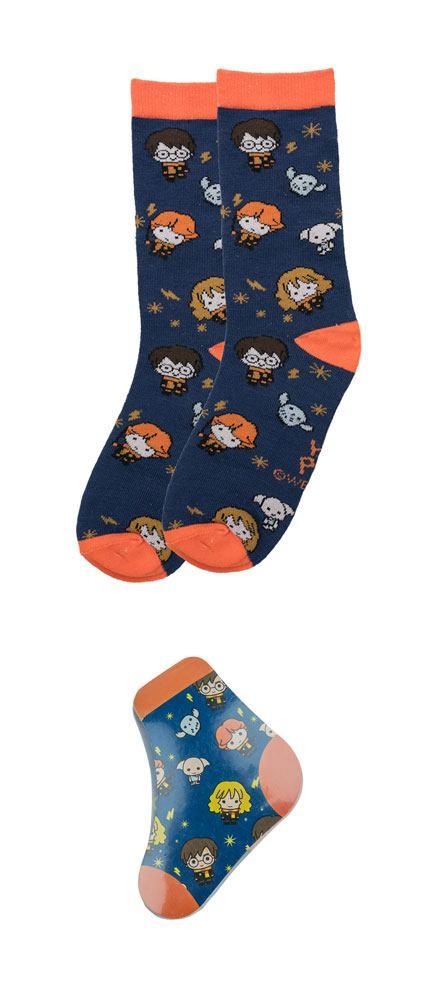 Harry Potter Magic Socks Single Pack Starry Night Kawaii