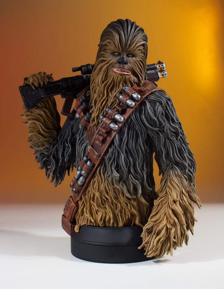 Star Wars Solo Bust 1/6 Chewbacca 17 cm