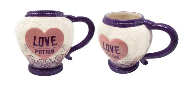 Harry Potter 3D Shaped Mug Love Potion