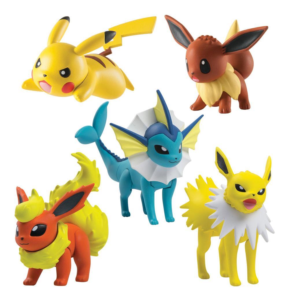 Pokemon Action Figure Multi-Pack D2 6 cm