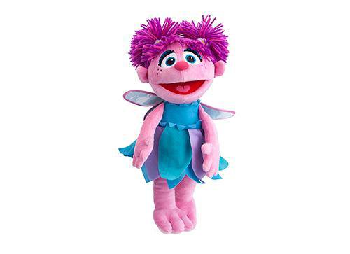 Sesame Street Plush Figure Abby 30 cm
